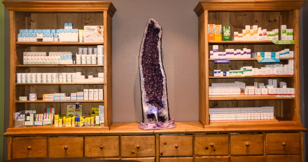 Naturheilkunde / Schüssler-Salze